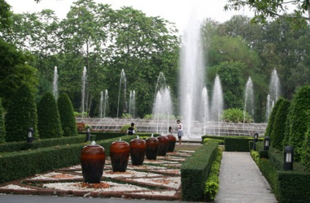 Herb Garden of Princess Sirindhorn