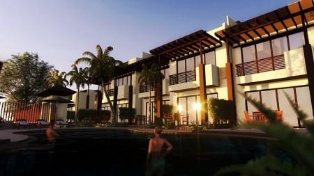 Køb rækkehus i Thailand, Rayong