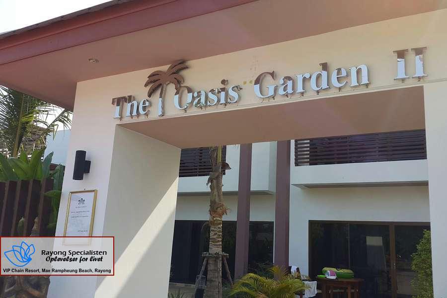 Oasis Garden Big House C9 11