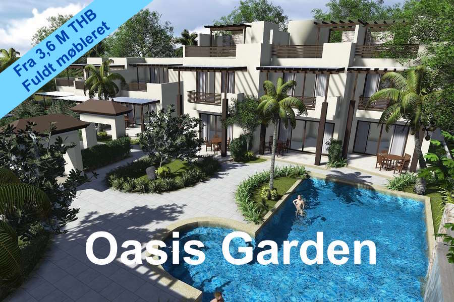 Oasis Garden Project