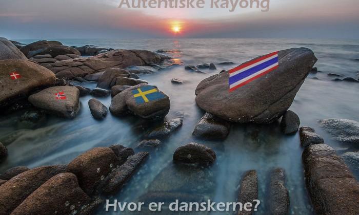 Rejser til Rayong af dansker burde være 15,600 flere hvert år
