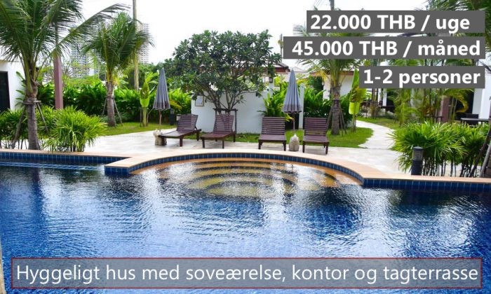 D Oasis Garden in VIP Chain Resort Rayong Thailand