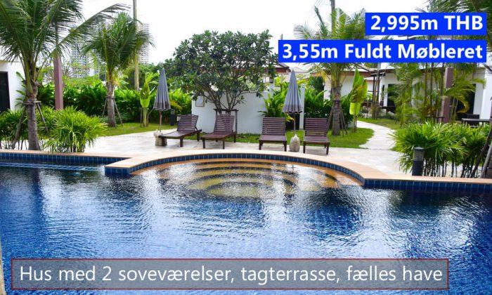 DAN Oasis Garden in VIP Chain Resort Rayong Thailand 2