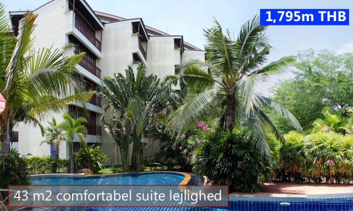 Tropical Beach Apartment in VIP Chain Resort Rayong Thailand 2