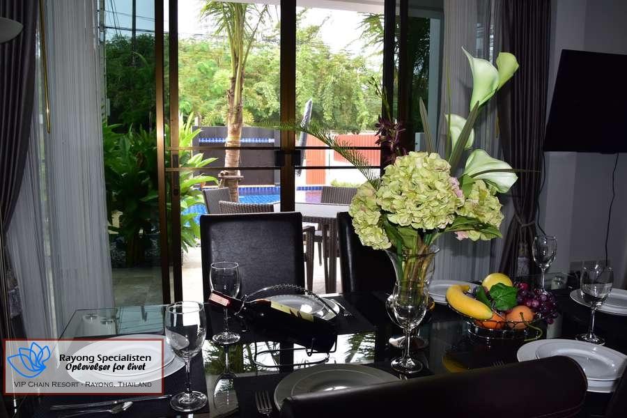 Villa in VIP Chain Resort Rayong Thailand 16