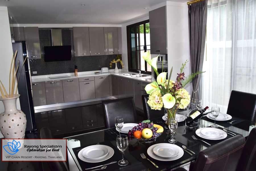Villa in VIP Chain Resort Rayong Thailand 6