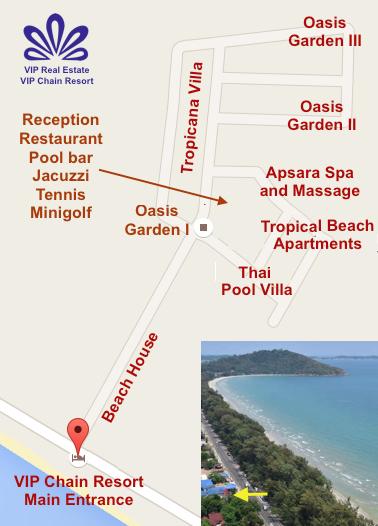 VIP Chain Resort Map RAW ver 2