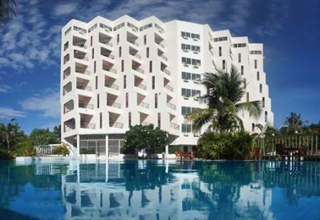 Sea Sand Sun Resort i Rayong