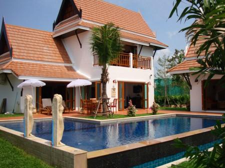 Køb luksus villa ved stranden Rayong, Thailand