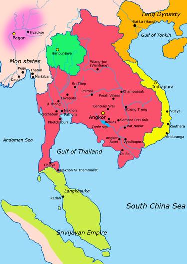 Era Khmer riget