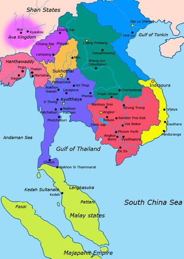 Kongeriet Ayutthaya